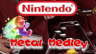 Nintendo Medley Metal - FC - 100% - Guitar Hero