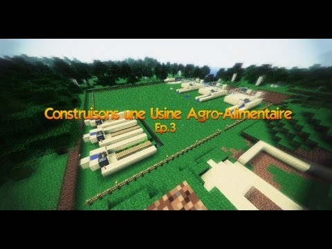 Construisons une Usine Agro-Alimentaire – Ep.3: Trions nos objets