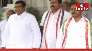 T Congress Leaders Reports To Central Election Commission  | hmtv News