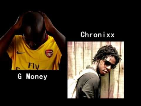 G Money Calls Chronix in Jamaica