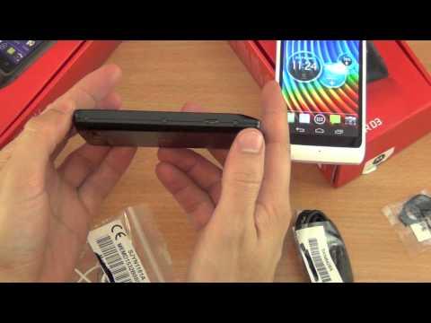 Prueba Motorola RAZR D1 y D3