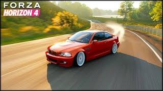 E46 VS E60, BMW BATTLE | Forza Horizon 4