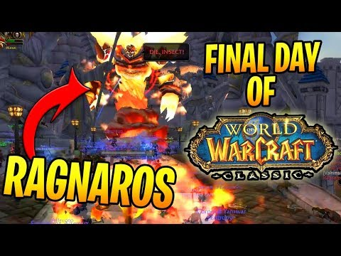 FINAL DAY Of WoW Classic Beta Highlights!