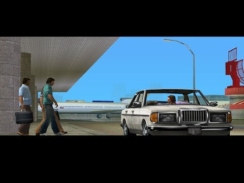 GTA Vice City - Mission #1 - In The Beginning (1080p)