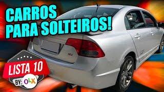 10 CARROS DE SOLTEIRO! (by inscritos - OLX)