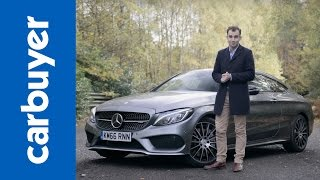 New 2017 Mercedes C-Class Coupe in-depth review - Carbuyer - James Batchelor