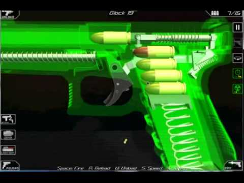 glock17 manejo y desarme good