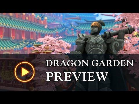 NEW MAP: Dragon Garden