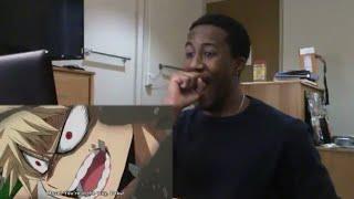 My Hero Academia Episode 12- Reaction!!