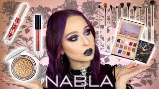 NABLA Poison Garden palette & Holiday Collection 2018 | Tuto, Revue & Swatches