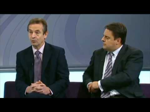 Nick Griffin MEP Talks On The Politics Show About Climate Change