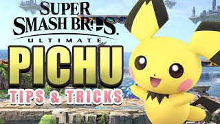 Pichu Tips and Tricks - Super Smash Bros. Ultimate
