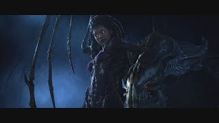 Starcraft 2: Wings of Liberty Protoss #1 (No commentary - Normal Difficulty - 1080p 60fps)