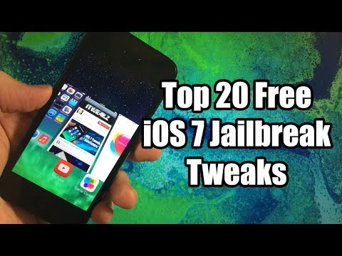 Top 20 Best Free iOS 7 Tweaks and Apps
