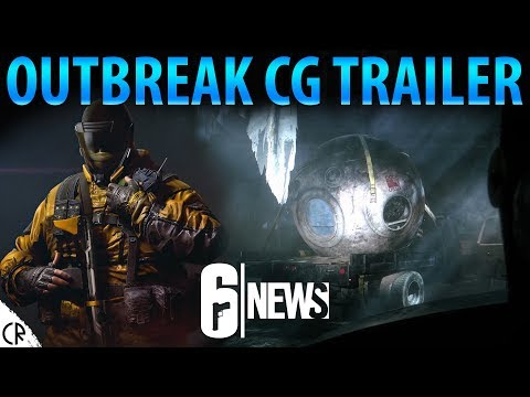 Outbreak Cinematic Trailer - Operation Chimera - 6News - Tom Clancy's Rainbow Six Siege