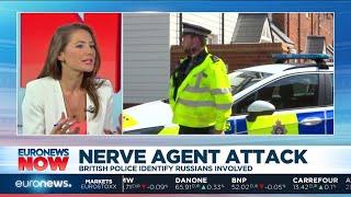 Nerve Agent Attack: British Police identify Russians involved