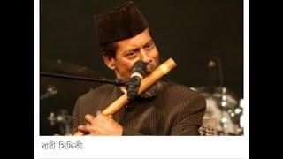 বারী সিদ্দিকীর জীবনের শেষ গান, গেয়ে শোনালেন শিল্পি- সোহাগ
