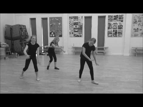 Snippets of last terms contemporary dance to Home by Phillip Phillips!