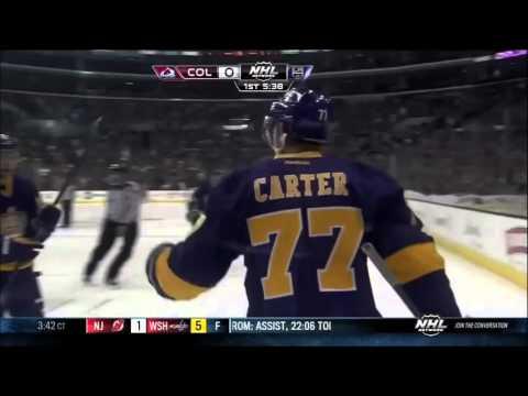 Jeff Carter Highlight Reel