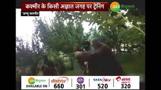 Viral video of terrorism training