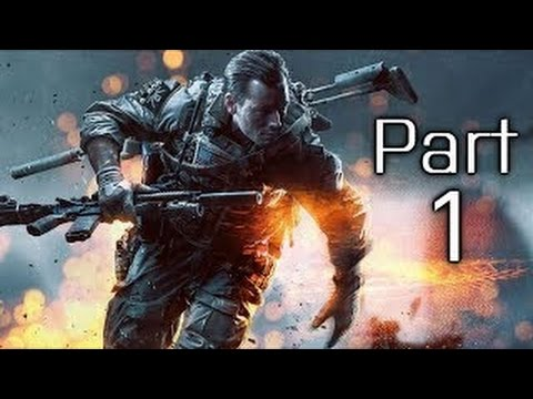 Battlefield 4 Gameplay Walkthrough Part 1