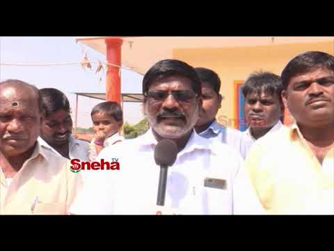 Rajaka Community Protest In Kamareddy District | Sneha TV