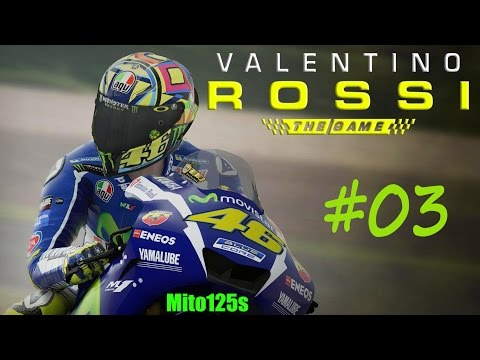 Valentino Rossi The Game #03 Vincere come wildcard w/FaceCam