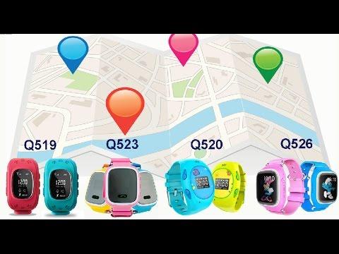 Hướng dẫn cài đặt đồng hồ định vị GPS thông qua phần mềm SeTracker2