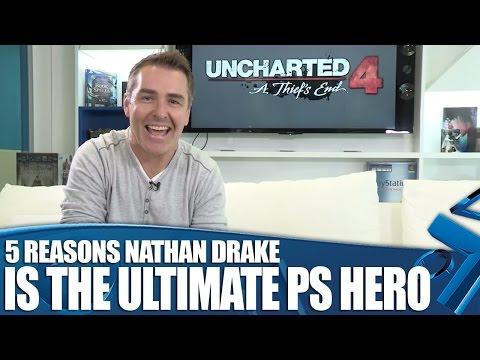 5 Things That Make Nathan Drake The Ultimate PlayStation Hero