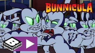 Bunnicula | Out Of Clone-trol | Boomerang UK 🇬🇧