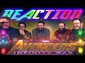 Download Marvel Studios' Avengers: Infinity War - Official Trailer REACTION!! in Mp3, Mp4 and 3GP