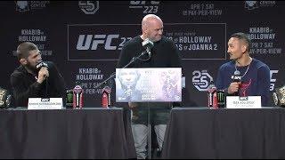 UFC 223: Pre-fight Press Conference