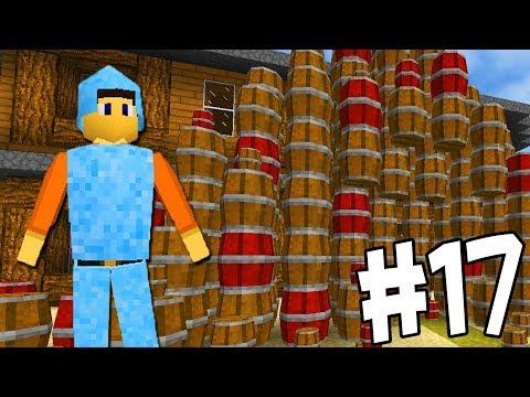 SURVIVALCRAFT 2 ВЫЖИВАНИЕ # 17 | ВЗРЫВАТЕЛЬНАЯ СЕРИЯ! 55 БОЧЕК В СЮРВАЙВАЛКРАФТЕ !!!