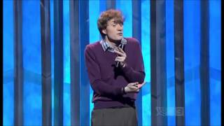 James Acaster - New Zealand Comedy Gala 2013