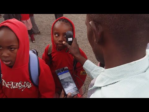 Iris Biometric Authentication System in Kenya Schools