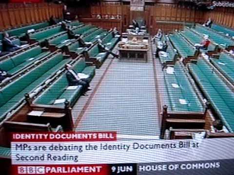 House of Commons - Nigel Evans is welcomed as a Deputy Speaker