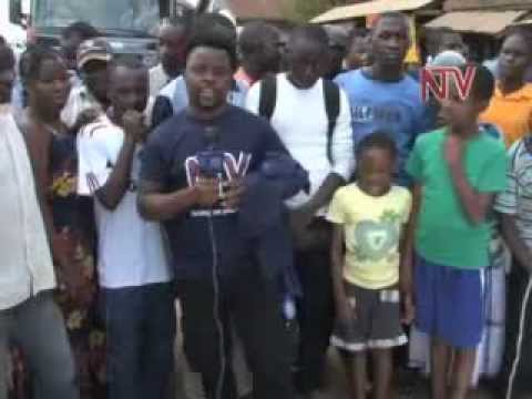 NTV Road-show Activation (Mukono Suburbs)