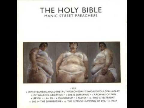 Manic Street Preachers - Yes