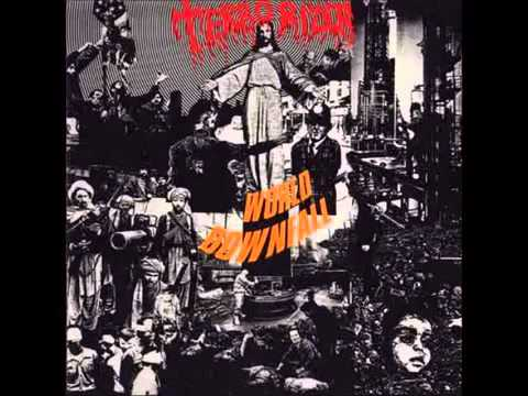 Terrorizer - World Downfall - 1989 - (Full Album)
