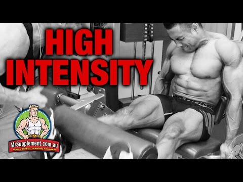 High Intensity Leg Extension Image 1