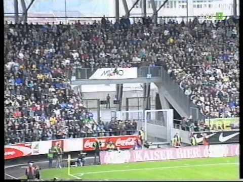 FC Tirol - Rapid Wien 30. Runde 2000/2001
