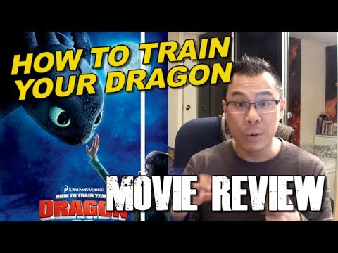 How to Train Your Dragon review by Ragin Ronin