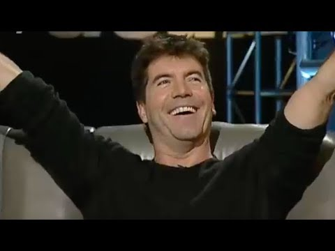 Simon Cowell interview and lap - Top Gear - BBC