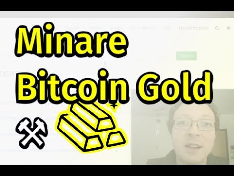 Come minare Bitcoin Gold con il proprio computer e GPU