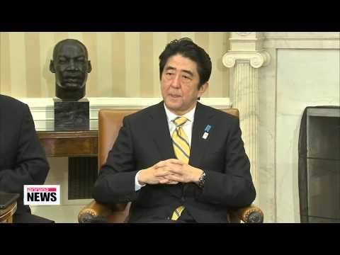 Obama, Abe Focus on North Korea's Nuclear Program