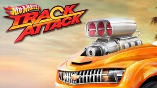 #2 Hot Wheels Track Attack - Video Game - Gameplay - Videospiel - Game Movie For Kids