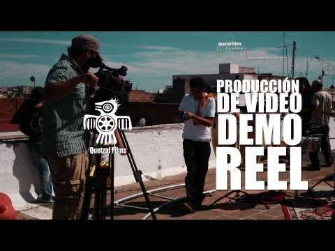 PRODUCCIÓN DE VIDEO PROFESIONAL / DEMO REEL / AGENCIA DE VIDEO-MARKETING Y CASA PRODUCTORA