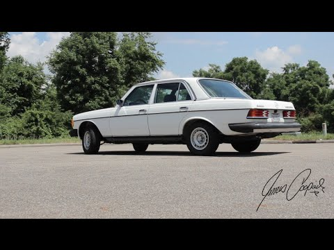 Mercedes 300D Review!
