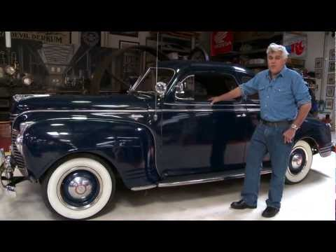Jay Leno's Garage: 1941 Plymouth Special Deluxe Business Coupe