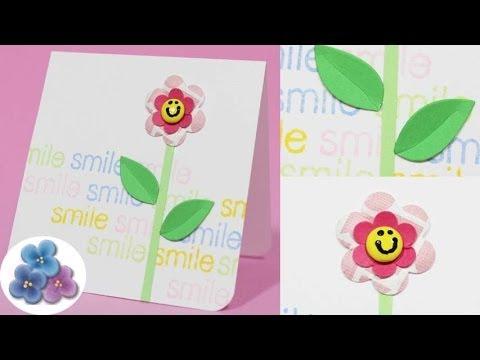 Como hacer una tarjeta amistad diy hacer tarjetas amigas - Manualidades para hacer tarjetas ...